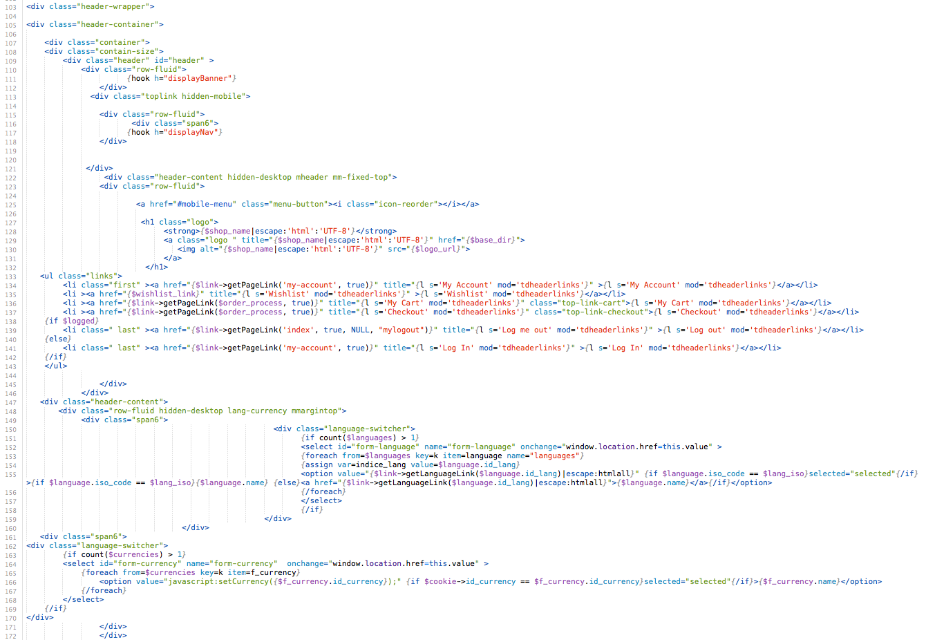code source boutique en ligne